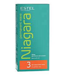 <b>Набор для</b> химической завивки №3 <b>NIAGARA</b>   <b>Estel</b> Professional