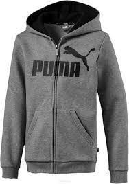 <b>Толстовка</b> для мальчика Puma Essentials <b>Hooded</b> Jacket B, цвет ...
