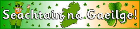 Image result for seachtain na gaeilge 2017