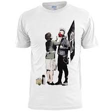 Banksy <b>Punk</b> Mum <b>Mens T Shirt</b> Graffiti Art Urban: Amazon.co.uk ...