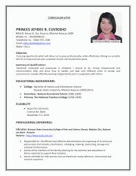 examples for first job resume  seangarrette coexamples