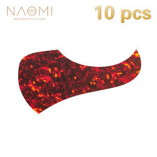 <b>NAOMI Guitar</b> Pickguard <b>10 Pcs Guitar</b> Pickguard Self adhesive Pick ...