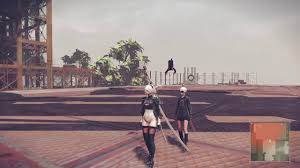 NieR:Automata - How To Take <b>2B Dress</b> Off - Como Quitarle La ...