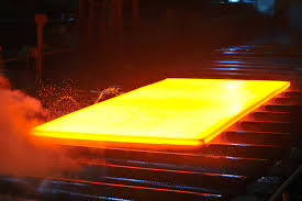 Image result for red hot steel