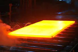 Image result for red hot steel