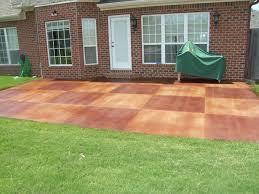 patio ideas paint design ideas about painted concrete patios on pinterest paint