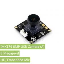 <b>IMX179</b> 8MP <b>USB Camera</b>, Ultra High Definition, Embedded Mic ...