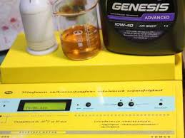 <b>Масло</b> Lukoil Genesis <b>Advanced</b> 10W-40 проверка CCS при.. -25гр ...