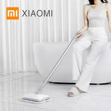 2020 New XIAOMI <b>MIJIA</b> Electric Mopping <b>Handheld Wireless</b> Wiper ...