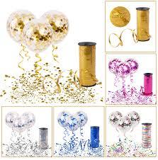 Gold <b>Sequins</b> Mix Confetti Latex <b>Balloons Party Wedding Decoration</b> ...