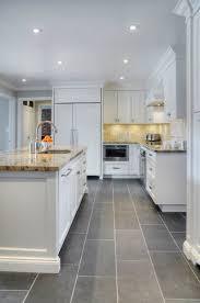 kitchen floor tiles small space: kitchen contemporary kitchen middot ceramic kitchen floor tilelight