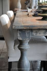 Distressed Dining Room Chairs 1000 Ideas About Distressed Dining Tables On Pinterest Blanket