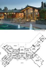 Cliff May inspired ranch house plans from Houseplans com   Cliff    large ranch home plan  This is my FAVORITE house plan ever     A sprawling one story craftsman home