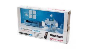 Купить <b>Видеодомофон Tornet TR</b>-<b>29 IP</b> B