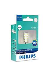 Philips <b>LED</b> 12957 6000K <b>Reading Light</b> (12V, 1W): Amazon.in: <b>Car</b> ...