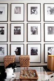 black white wall decor