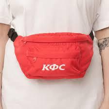 <b>Сумка Юность</b> КФС <b>Лого</b> Красный – купить в интернет-магазине ...