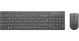 Клавиатура и мышь <b>Lenovo Professional Ultraslim</b> Wireless ...