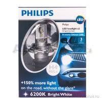 <b>Philips</b> H4 <b>X</b>-<b>treme Ultinon</b> LED 6500K» — <b>Лампы</b> для автомобилей