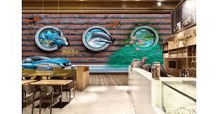 <b>3D</b> Home Wallpaper <b>Dolphin Lotus</b> 77 Woven paper (need glue ...