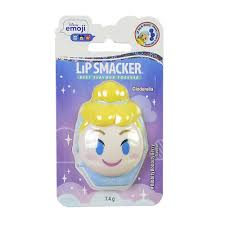 Л'Этуаль | LIP SMACKER <b>Бальзам для губ</b> Disney Emoji <b>Cinderella</b>