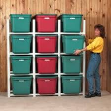 ECR4Kids® <b>Stackable</b> Storage Trunk, Assorted, <b>4 Pieces</b>/<b>Set</b> ...