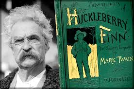 "huck finn"" is not about race  the real subtext of twain    s     quot huck finn quot  is not about race  the real subtext of twain    s masterpiece"