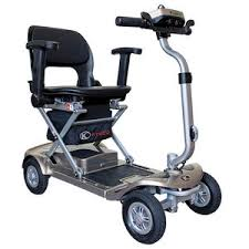 <b>Folding electric scooter</b> - All medical device manufacturers - Videos