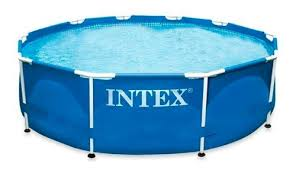 Купить Каркасный бассейн <b>Intex Metal Frame 305х76</b> см. (28200 ...