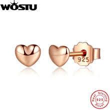 Best value Earrings 100 Rose Gold – Great deals on Earrings 100 ...