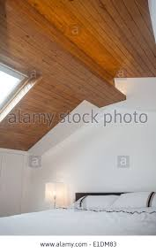 converted attic bedroom in modern home london uk bedroom converted home