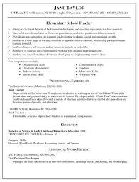 sample resume template free  seangarrette coteachers resume templates free download teacher resume template free download