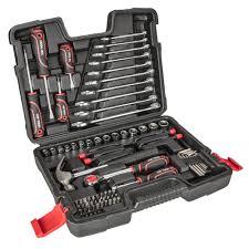 <b>Набор инструментов TOP</b> TOOLS 73 шт в кейсе купить недорого ...