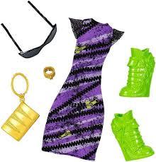 <b>Одежда для кукол Mattel</b> кукол Монстер Хай - Клодин Вульф ...
