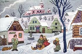 Výsledek obrázku pro české vánoce