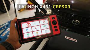 Autodoc - Store - <b>Launch x431</b> CRP909 <b>Full System Diagnostic</b> Tool ...