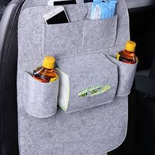 Car Backseat Organizer Car Styling <b>Mini Storage Bag Multi</b>-pocket ...