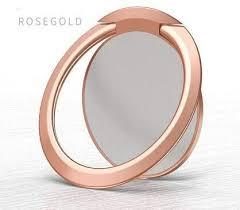 ROSEBEAR Phone Ring Holder Stand 360° Rotation <b>Aluminum</b> ...