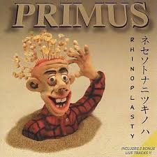<b>Primus</b> - <b>Rhinoplasty</b> [New CD] Germany - Import 606949021429 ...