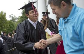graduating guilford seniors offer advice on perseverance and first generation college student eber nolasco martinez headed to mit