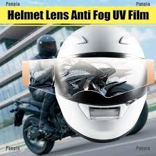 Panpia Motorcycle Helmets Lens <b>Anti</b>-<b>fog visor Clear Pinlock</b> Anti ...