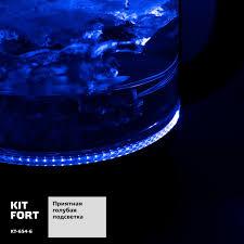 <b>Электрический чайник Kitfort</b> КТ-<b>654</b>-<b>6</b> в Санкт-Петербурге ...