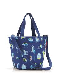 <b>Сумка детская Shopper</b> XS ABC friends <b>Reisenthel</b> 7948319 в ...
