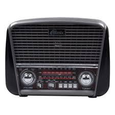 <b>Радиоприемник RITMIX RPR-065</b>, серый — купить в интернет ...