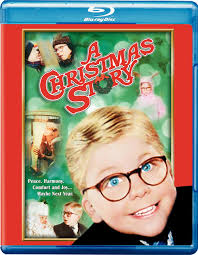 A Christmas Story on BluRay