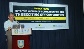 ulab and zanala organizes sneak peak into communication ulab and zanala organizes sneak peak into communication industry a view to building an exciting career