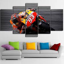 <b>Modern Canvas</b> Painting <b>Framework</b> HD Print Wall Art Pictures 5 ...