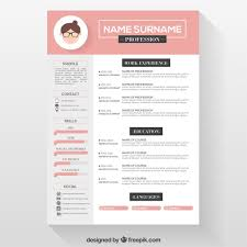 creative resume templates sample resume for your document large image for creative resume templates psd pink resume template printable creative resume