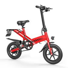 Chirrey Y2 Folding Electric Bike with 7.5Ah Battery Sale, Price ...