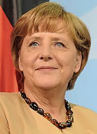 German Chancellor Angela Merkel said on Saturday she would do everything she could to combat ... - Angela_Merkel